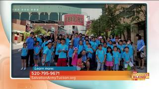 Food drive to feed children during the summer