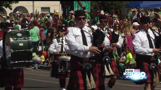 Thousands Flock to Downtown Fargo for Annual St. Patrick's Day Parade
