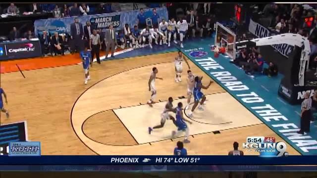 Arizona's Ayton, Trier Declare for NBA Draft