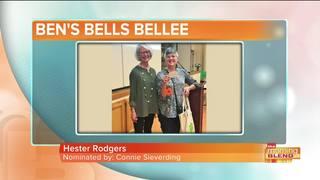 Ben's Bells Bellee of the Week: Hester Rodgers