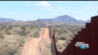 Interior secretary visits Arizona border