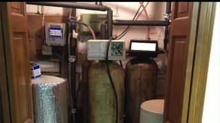 Why water softeners and RO's aren't the solution