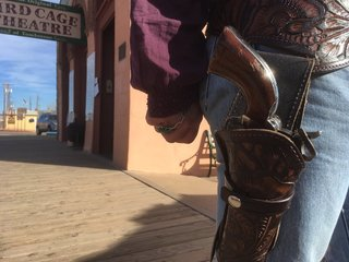Tombstone Mayor, gun shop owner weigh in on guns