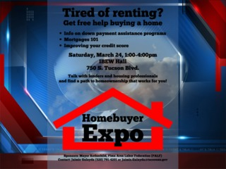 Homebuyers Expo this weekend