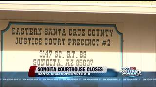 Courthouse in Sonoita slated to close in 2019