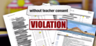 Pueblo HS Scandal: Vote on principal's contract
