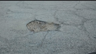Upcoming vote to consider road repair bond
