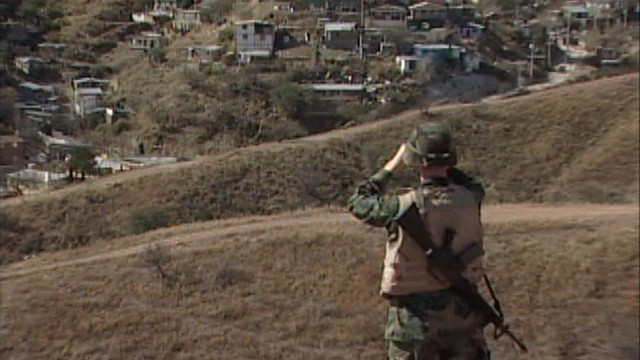 What happened when Bush, Obama sent troops to Mexico border