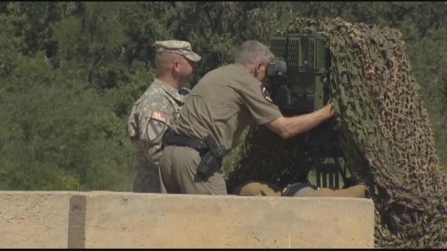 Texas National Guard sending 250 troops to Texas-Mexico border, officials say