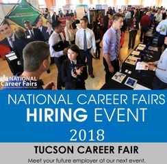 National Career Fairs is coming to Tucson