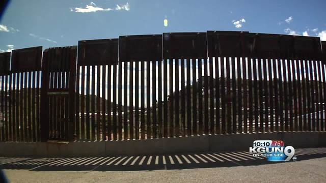 Work begins on new border wall in Santa Teresa