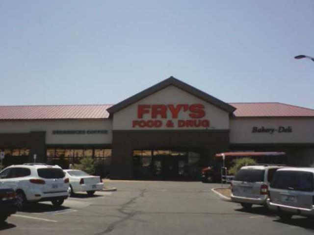 Fry's Food Stores are owned and operated by Kroger.                       Wikimapia