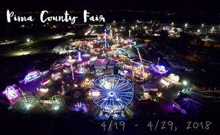 Pima County Fair opens Thursday