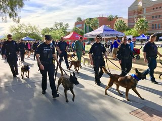 10th Annual Canine Walk for Cops