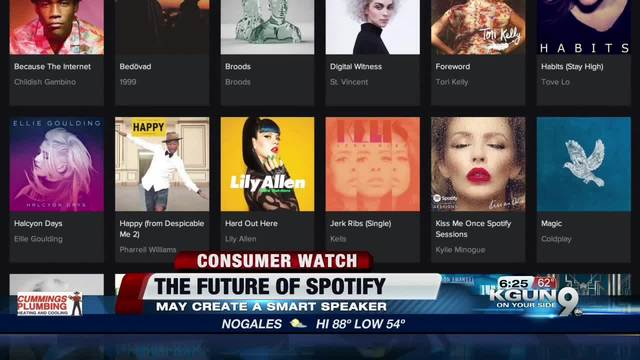 Spotify launches mobile app with on-demand playlists for users