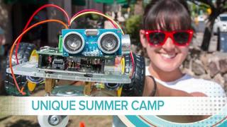 S.Y.STEM Coalition: Junior Robotics Camp 2018