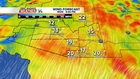 Strong winds return to southern Arizona