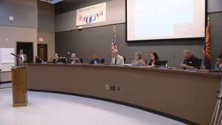 TUSD voted to approve new Code of Conduct