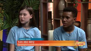 Spotlight Youth Productions presents Aladdin Jr.