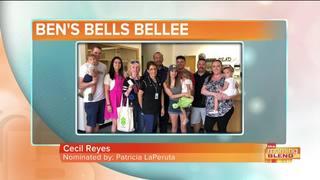 Ben's Bells Bellee of the Week: Cecil Reyes