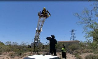 Tucson Fire trains for swift water rescues