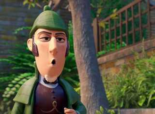'Sherlock Gnomes' snoops on home video