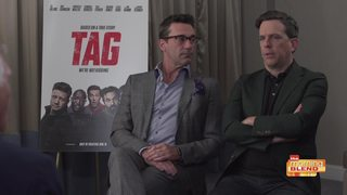 MOVIE REVIEW: TAG starring Ed Helms and Jon Hamm