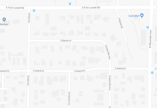 Water main replacement in midtown neighborhood