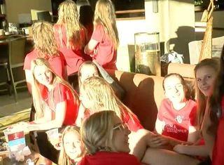 Local girls soccer team returns from regionals