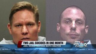 Two suicides in one month at Pima County Jail
