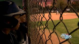Oro Valley and Nogales little league advance