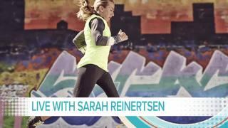 Meet Amputee Triathlete, Sarah Reinertsen