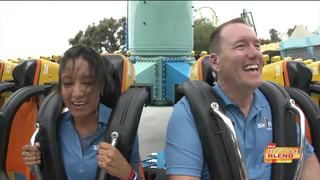 Six Flags introduces new ride called