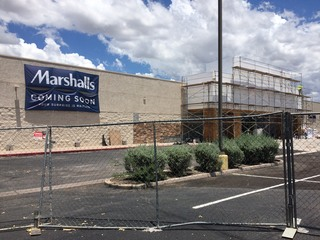 Marshalls coming to Nogales