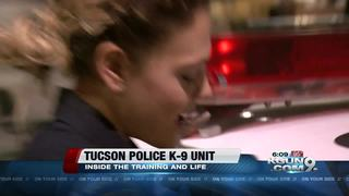 Behind the Badge with TPD's K-9 unit