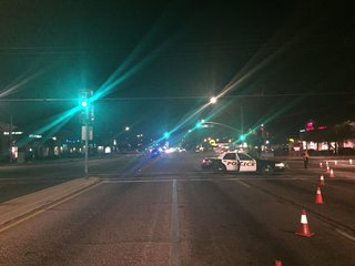 Serious-injury crash near Oracle and Wetmore
