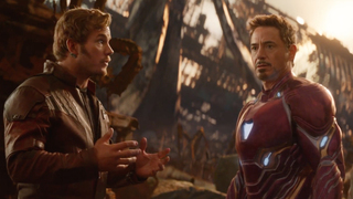 'Avengers: Infinity War' debuts at home