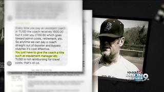 Sabino Baseball Probe: Alleged misuse of funds