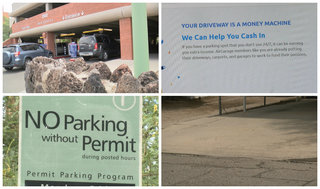 'Airbnb for parking' app targeting UA students