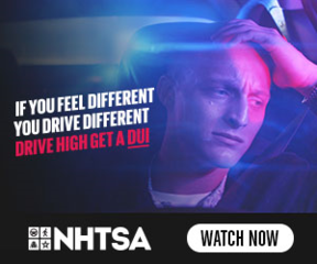 'Drive High, Get a DUI' ad campaign launched