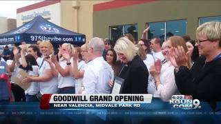 Goodwill moves to a new location on Valencia