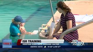 What is infant swimming resource?