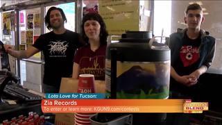 Lota Love for Tucson: Zia Records