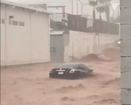 Downpours bring damaging floods to Nogales