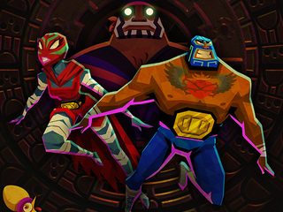 GAME REVIEW: Guacamelee 2
