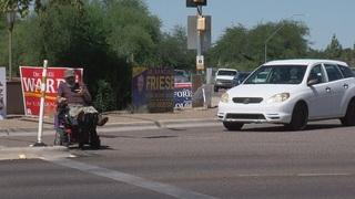 Drivers endanger wheelchair users