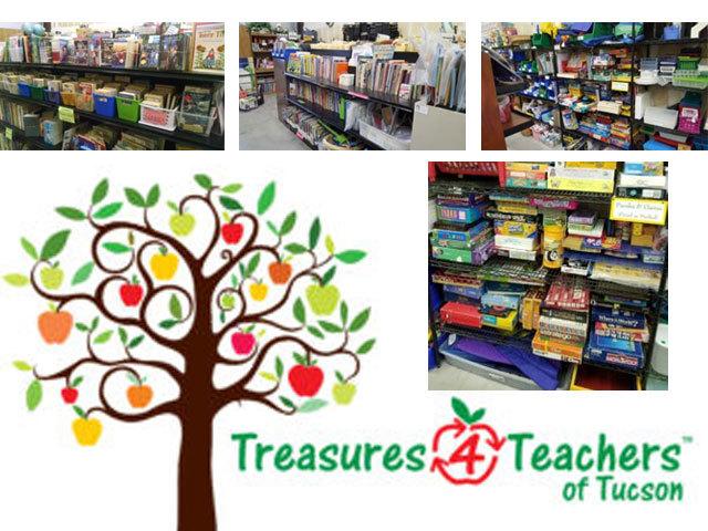 Treasures for Teachers