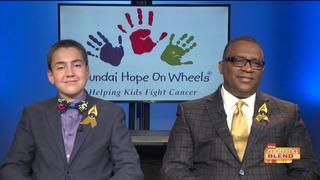 Hyundai Hope on Wheels fights childhood cancer