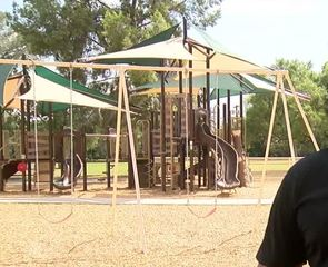 New playgrounds at parks throughout Tucson