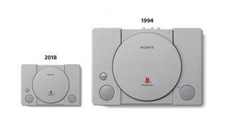 Sony introduces the PlayStation Classic